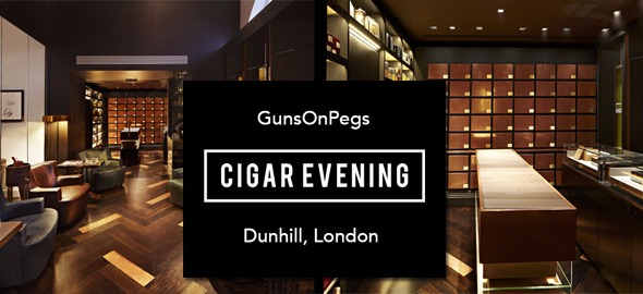 A GunsOnPegs St James's Cigar Evening