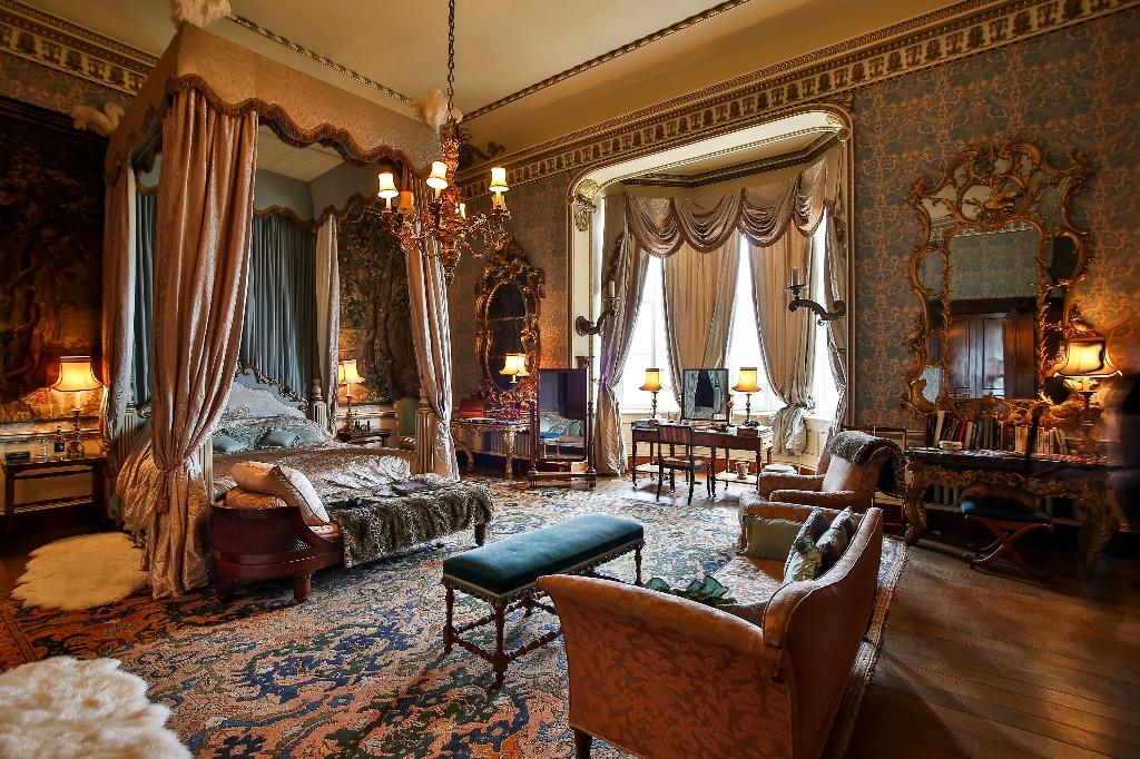 Rooms: Belvoir Castle, Leicestershire